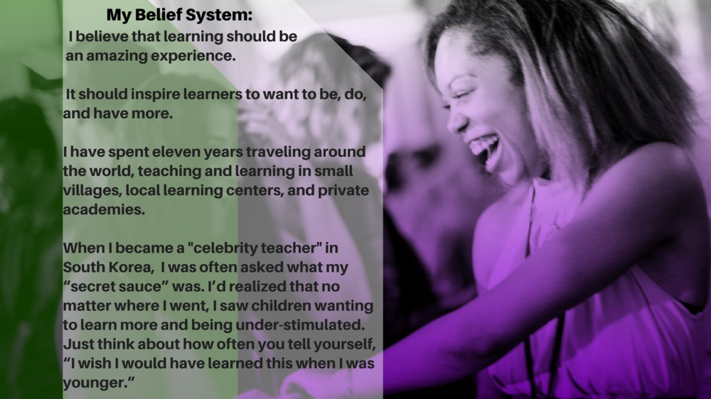 Gahmya Drummond-Bey belief system