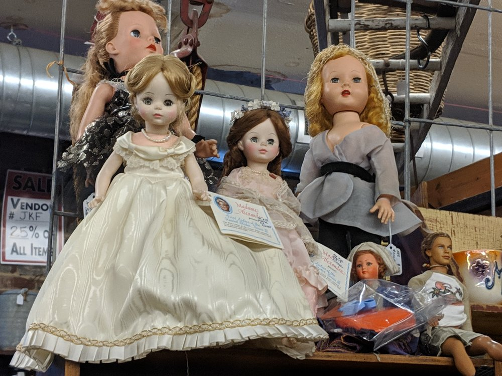 For Your Younger Sister Who Hates Dolls