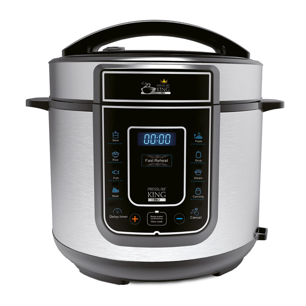 My new pressure cooker