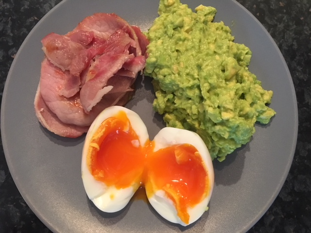 It remains my favourite breakfast and lunch.... the eggs have to be Burford Browns for the wonderful yokes!