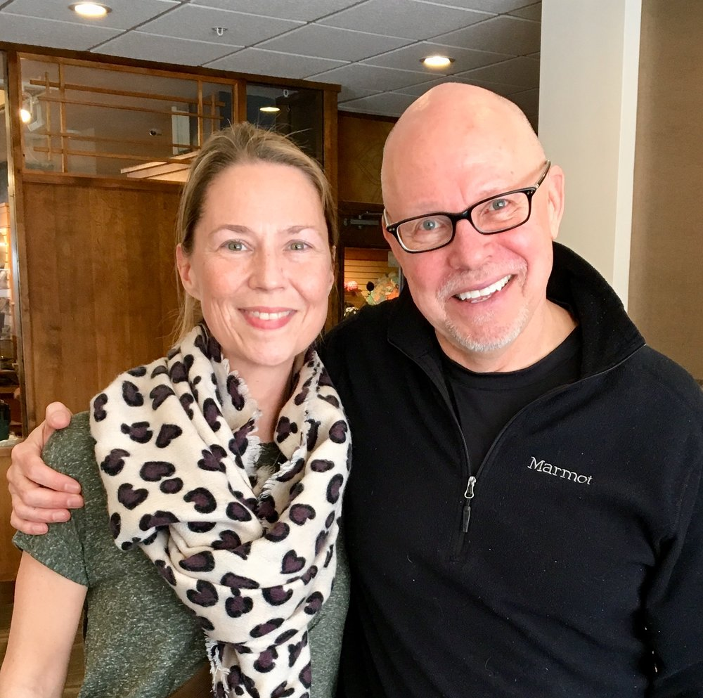 So fortunate to meet Stephen Cope in person at Kripalu!