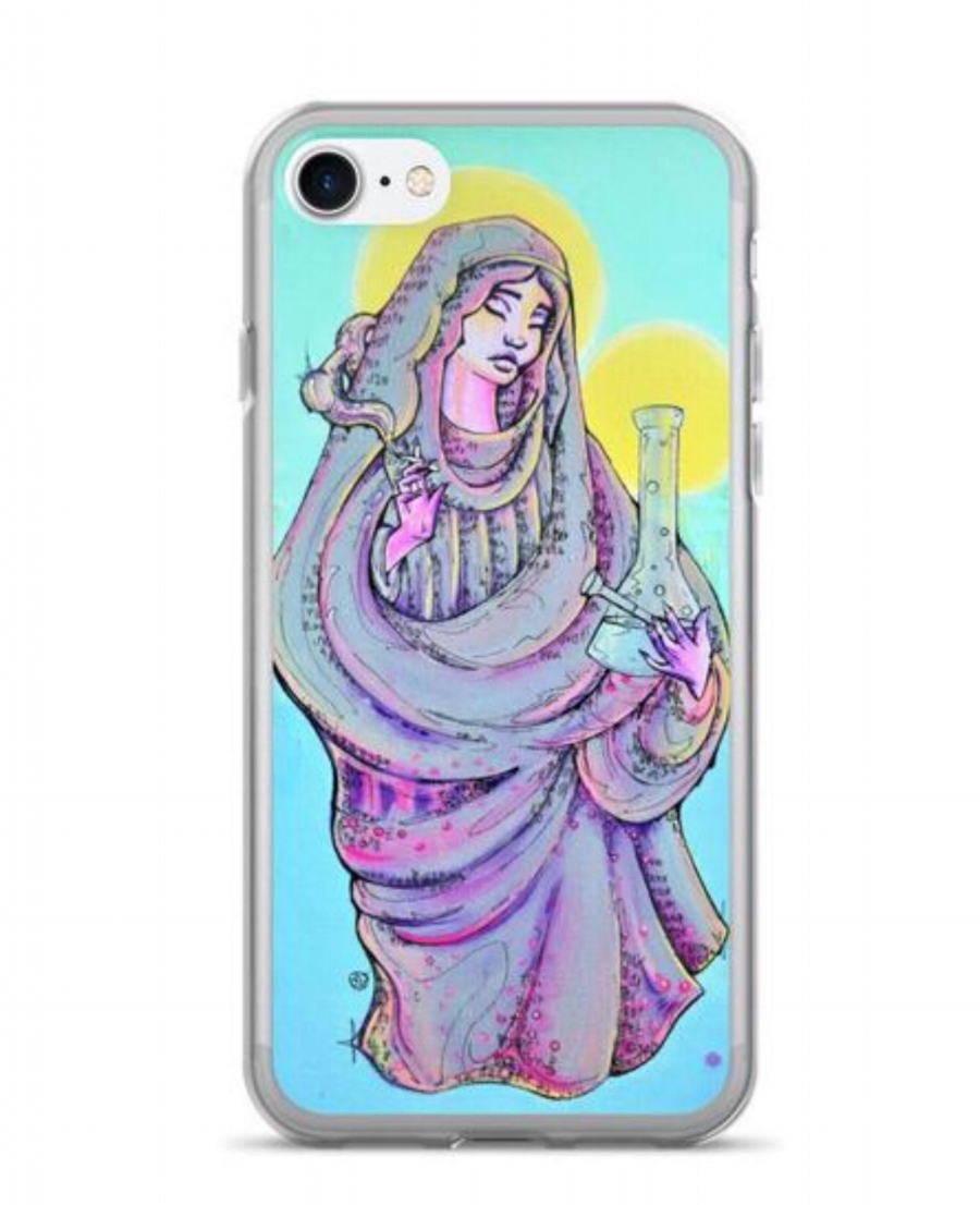 """ Virgin Mary Jane"" in Phonecases"