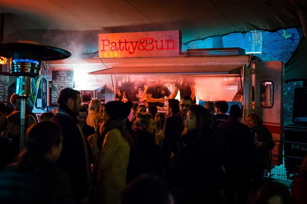 Patty and Bun Truck Events