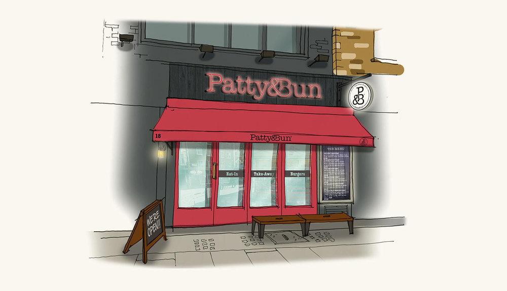 patty and bun old compton street soho
