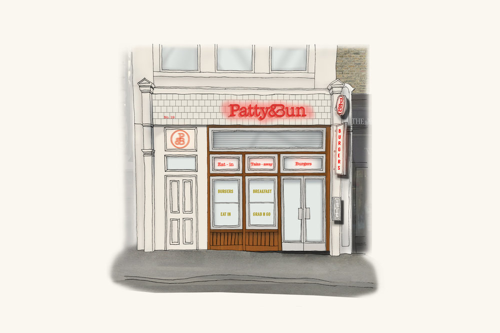 Patty and Bun Borough High Street