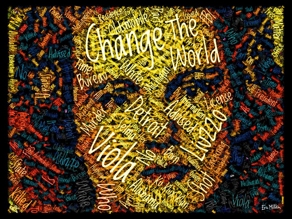 """Viola Liuzzo: Change the World""  2016"