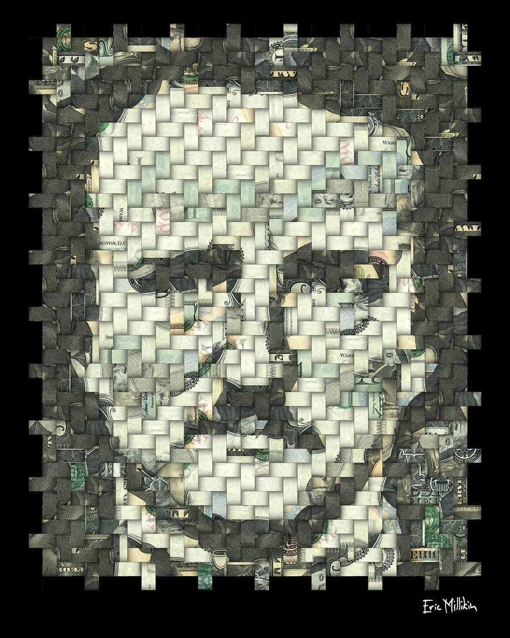 """Made of Money: Edgar Allan Poe"" 2017"