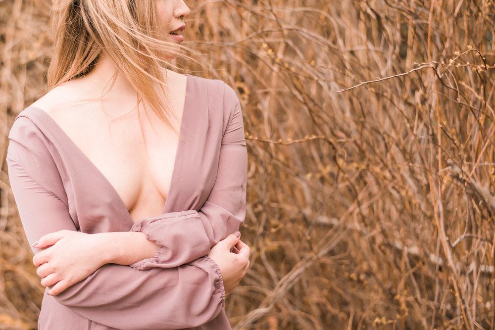 Outdoor Boudoir Photography