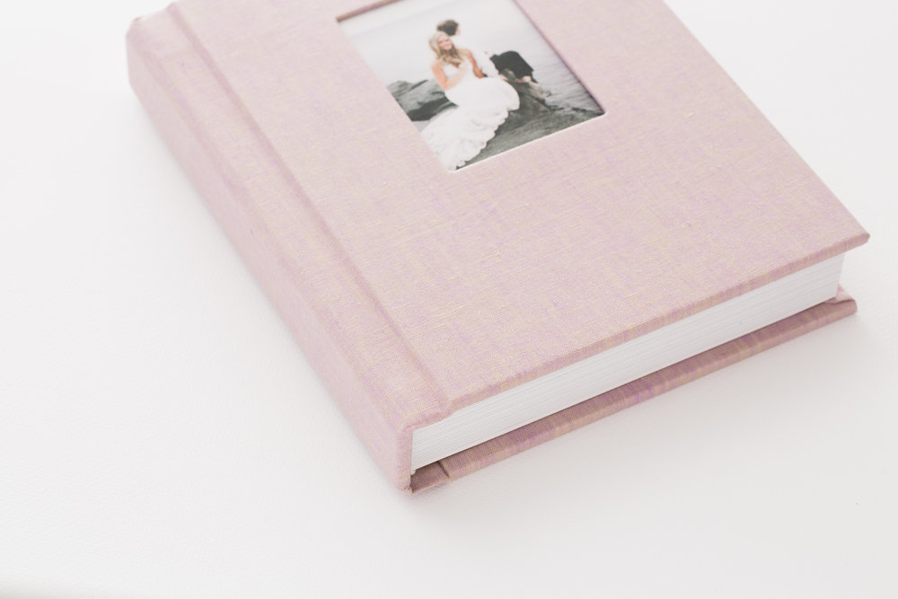 Hard Cover Wedding Album