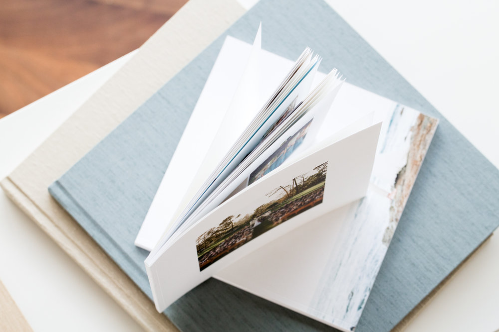 Linen Hardcover Photography Album