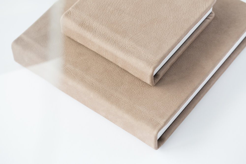 Leather Hardcover Photography Album