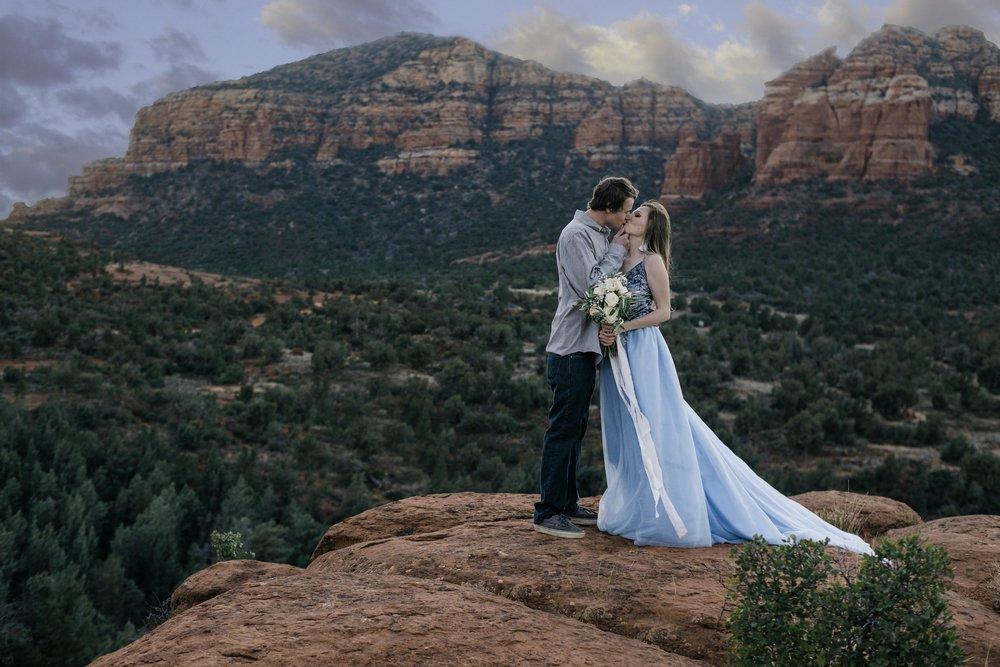 Sedona Weddings Photographer