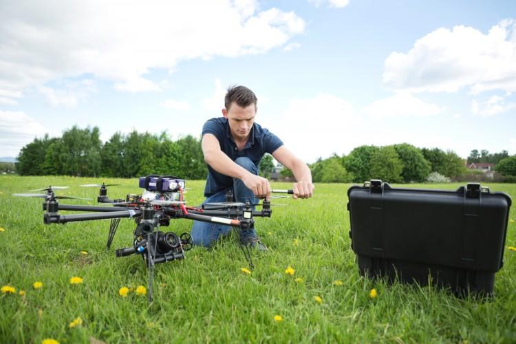 Drone FAA Certified Pilots