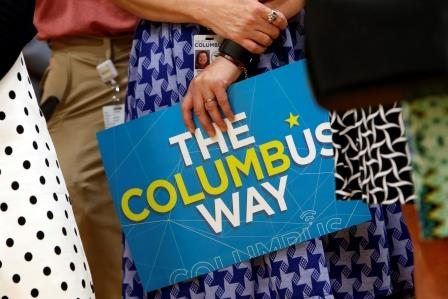 Autonomy Hub and Columbus leverage a culture of collaboration to raise funds for the Smart City Program