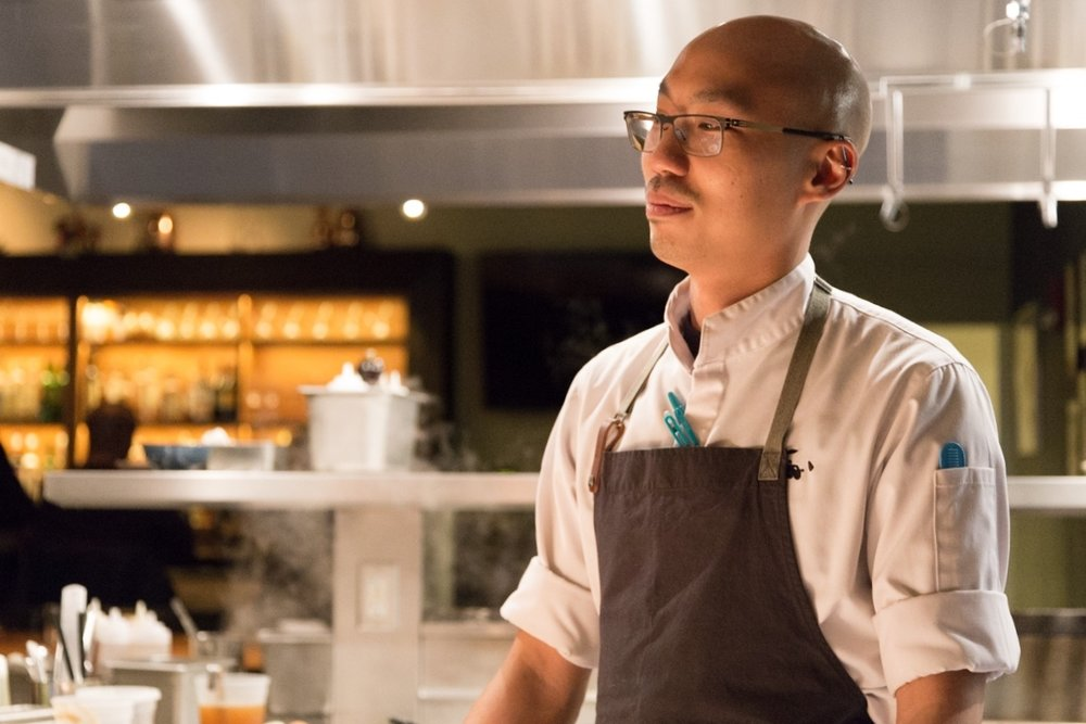 Chef Derrick Teh, formerly of PAGU: Cambridge, MA