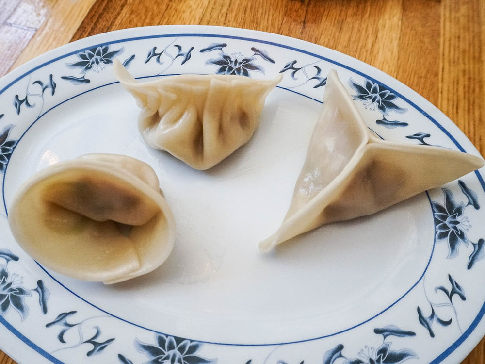 Steamed Dumplings to Eat