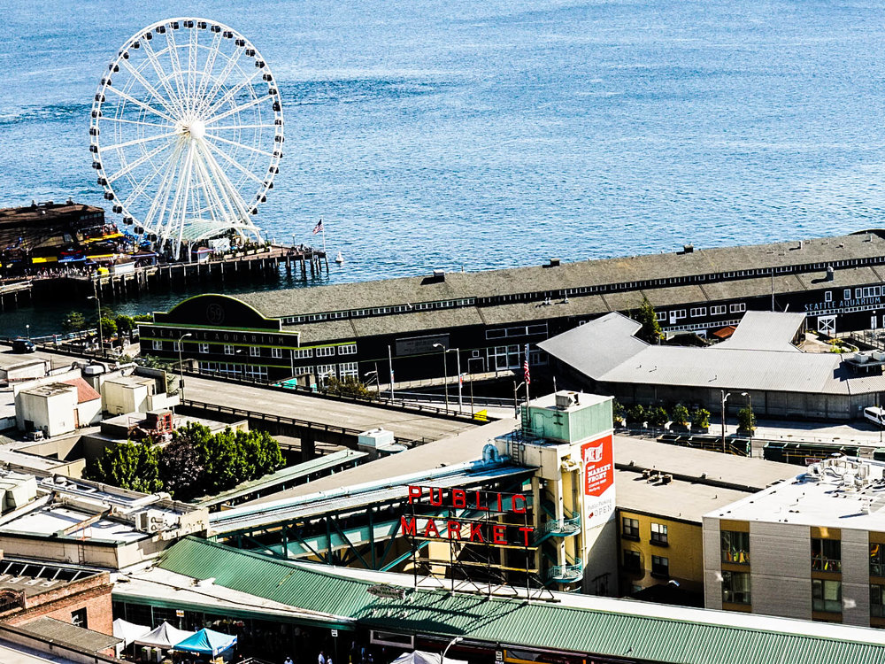 Pier @ Seattle, WA