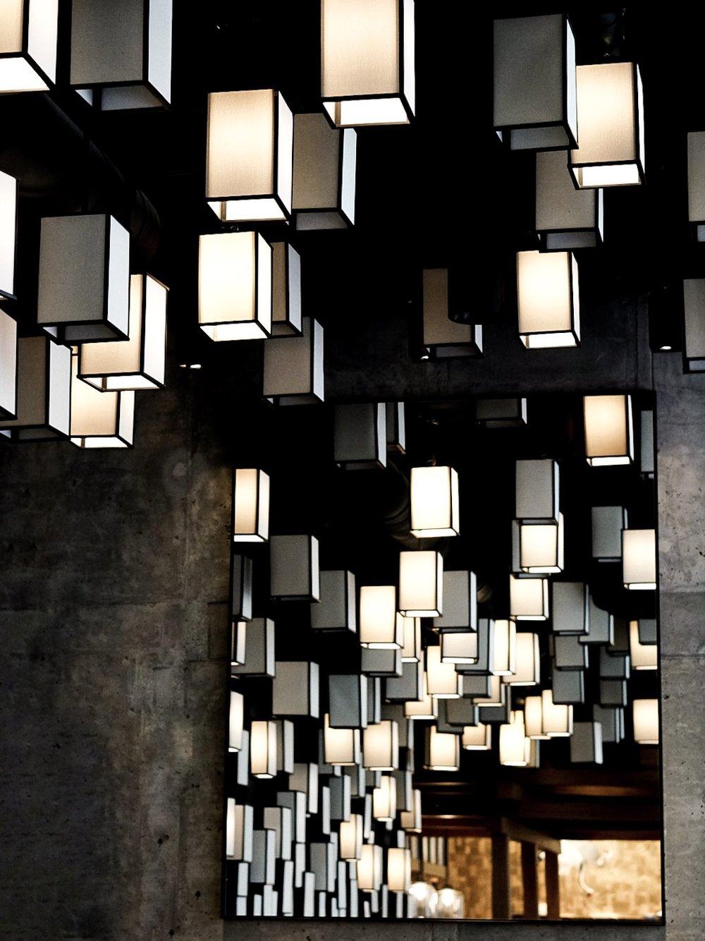 Lanterns at PABU