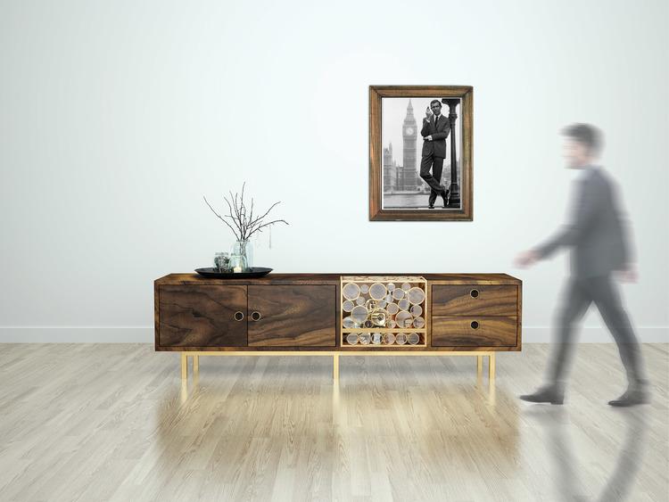 Goggles Sideboard - © André Teoman Studio