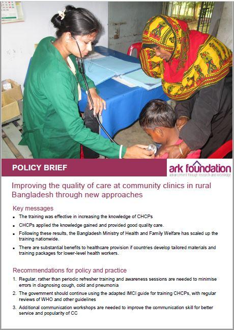 Policy brief CC in rural Bangladesh.JPG