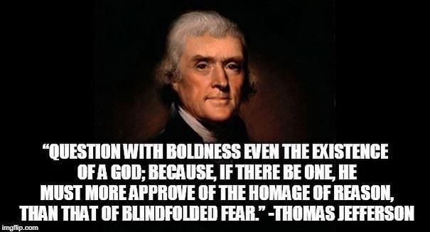#thomasjefferson #july4th #independenceday #revolutionized #revolutionizedworld #foundingfathers #truth #maga #thought