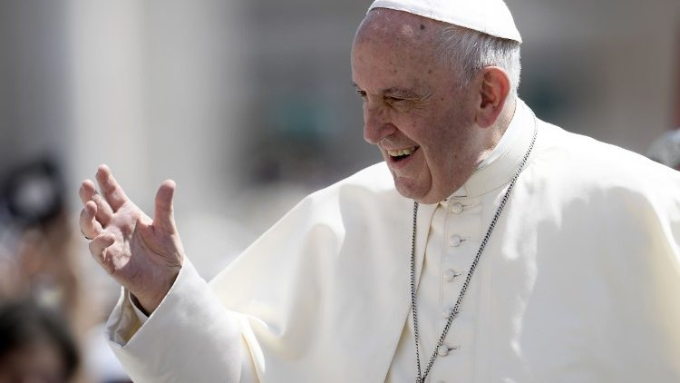 Pope Francis on tu (*Tour) in America in 2015