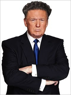 Real photo of g. Donald Trump (guido)