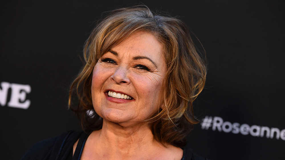 Comedian Roseanne Barr appeared on  The Joe Rogan Experience  podcast yesterday, six months after being forced from her sitcom  Roseanne  following a bad Tweet