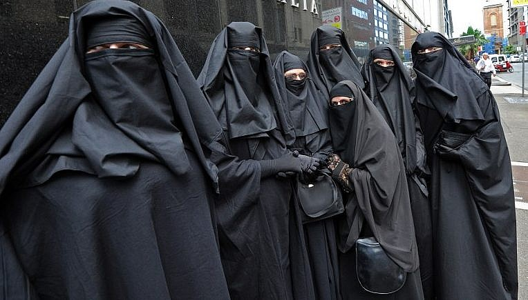 A group of women's rights activists trying to take over the world.