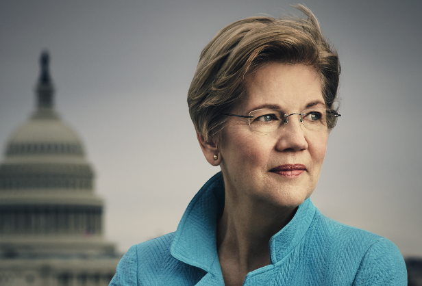 Elizabeth Warren (D-MA) has been a senior United States senator representing Massachusetts since 2013, and has taught law at Harvard University,