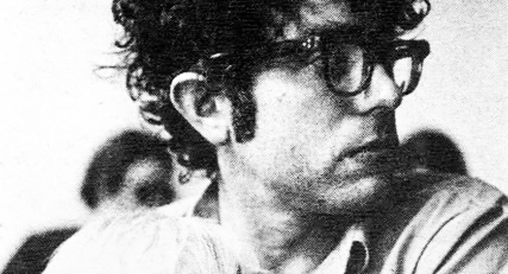 Presidential candidate Bernie Sanders in the 70s