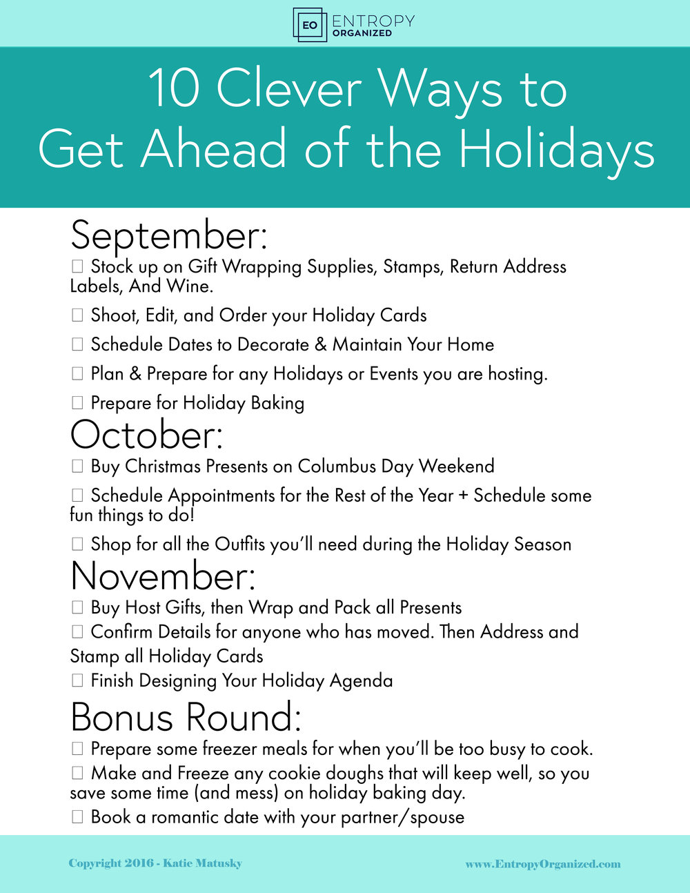 10 Clever Ways to Get Ahead of the Holidays.jpg