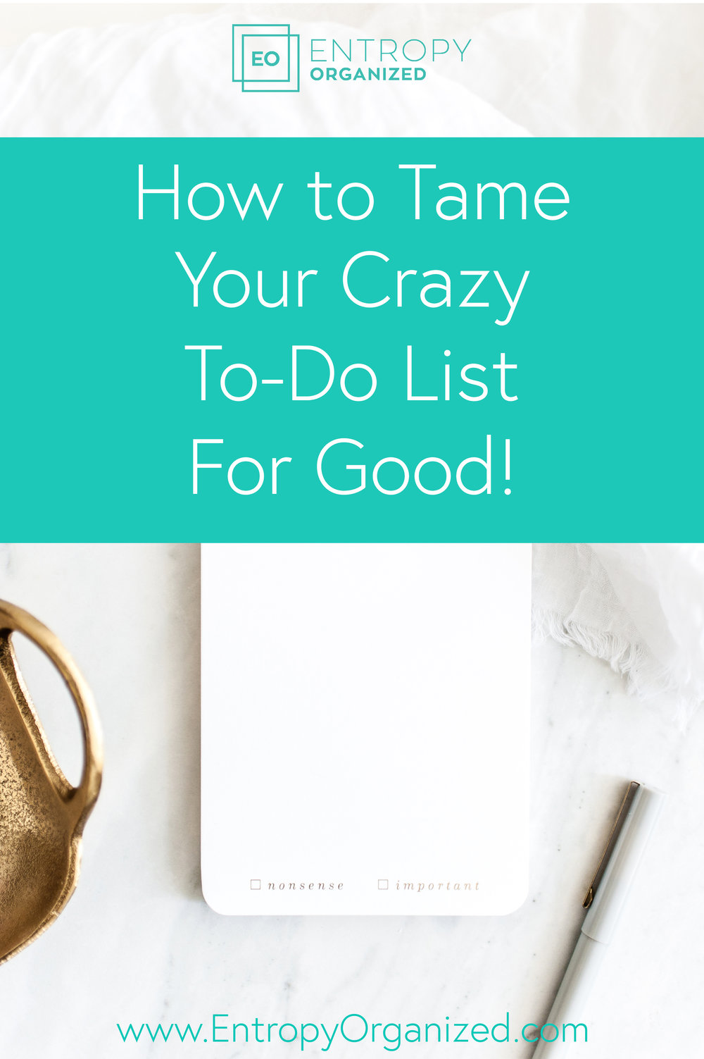 tame your crazy to do list for good