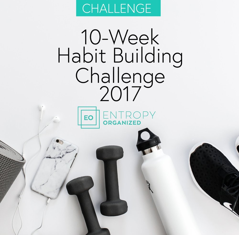 10 week habit building challenge