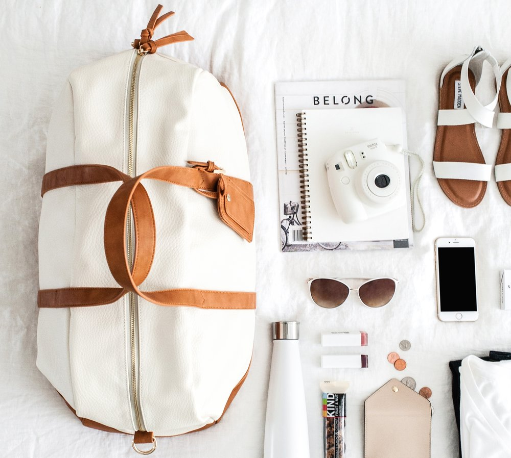 Travel - Travel Planner +Itinerary Templates, Checklists, Packing Guides,and Travel Inspiration