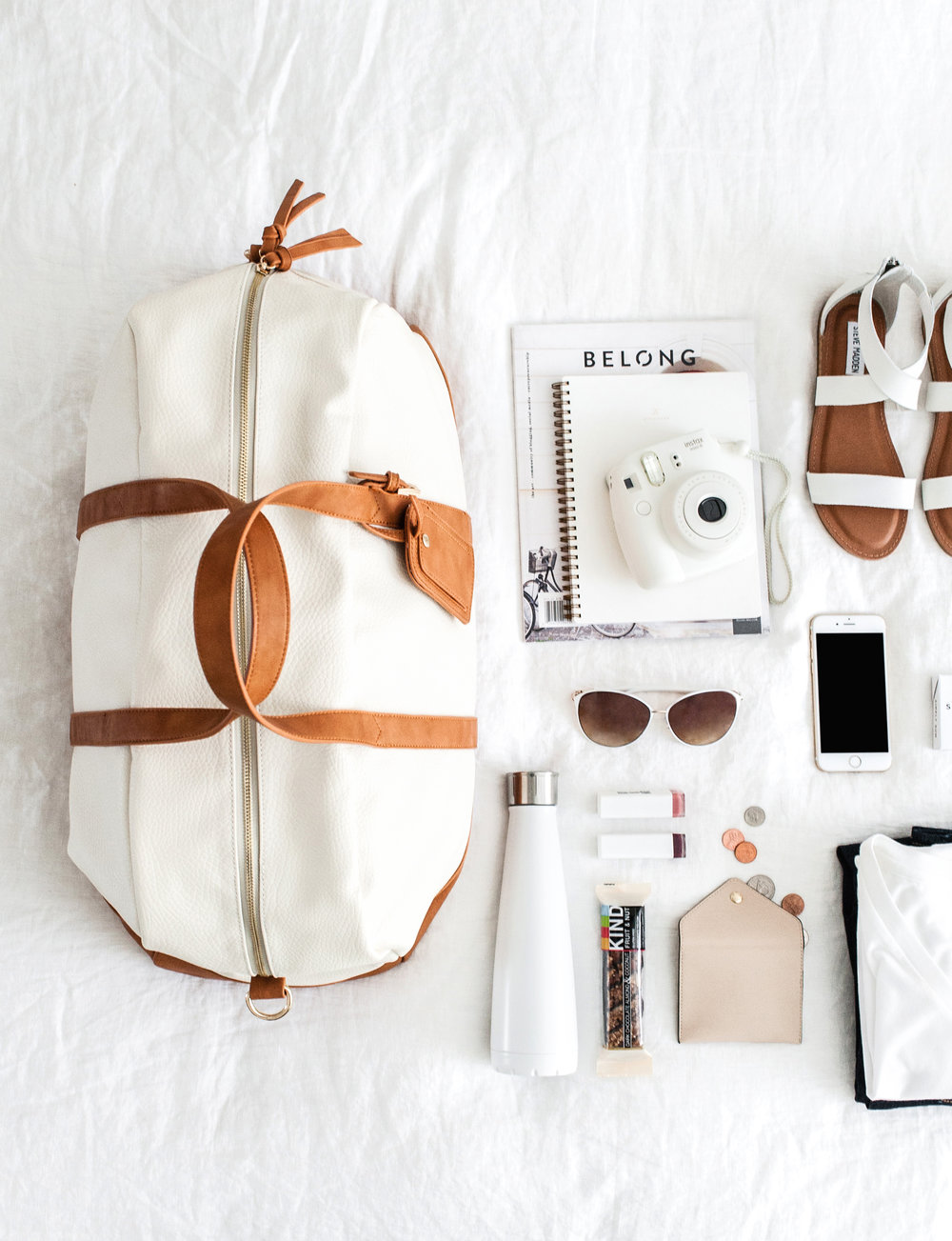 How to Pack Light & Travel Well - Free E-Course