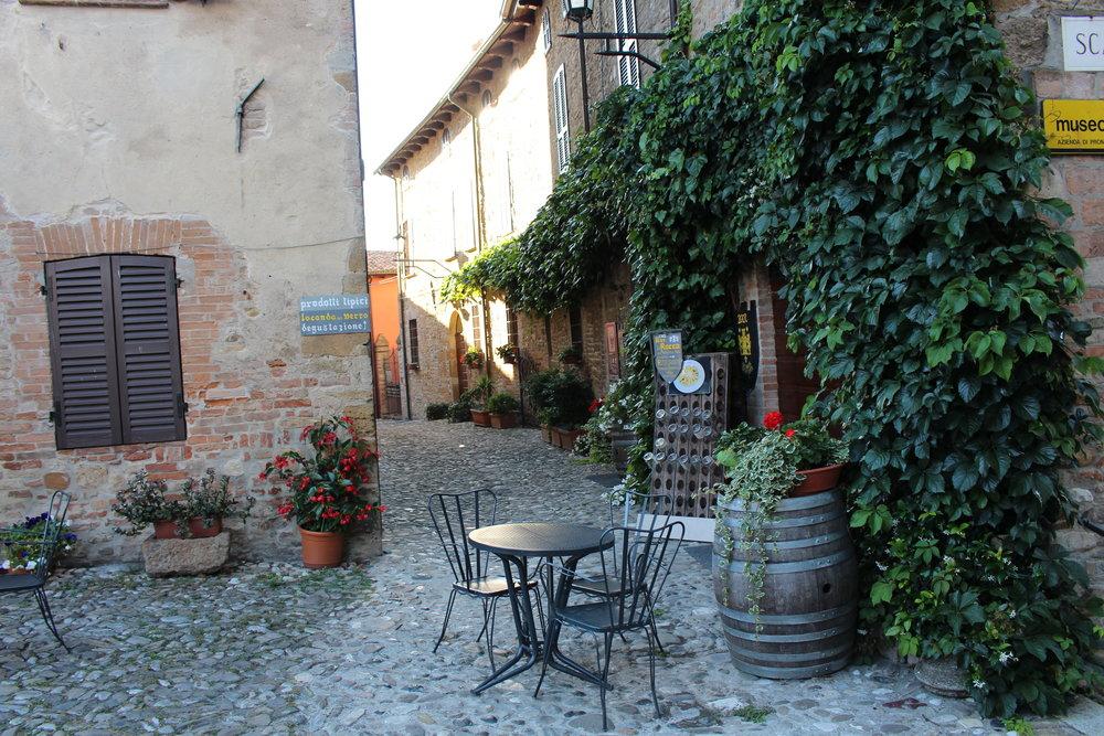 La Rocca Ristorante, Piacenza, Italy