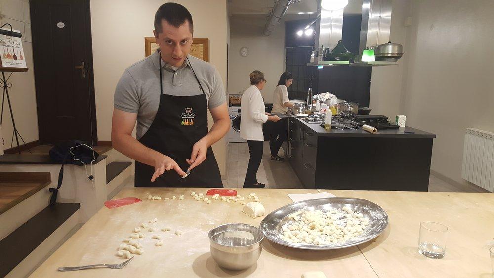 Zen and Cook, Genoa, Italy