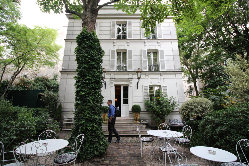 Hôtel Particulier Montmartre, Paris, France