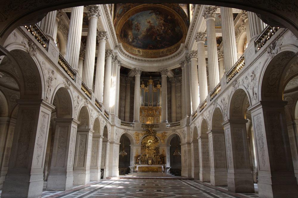 Palace of Versailles, Versailles, France