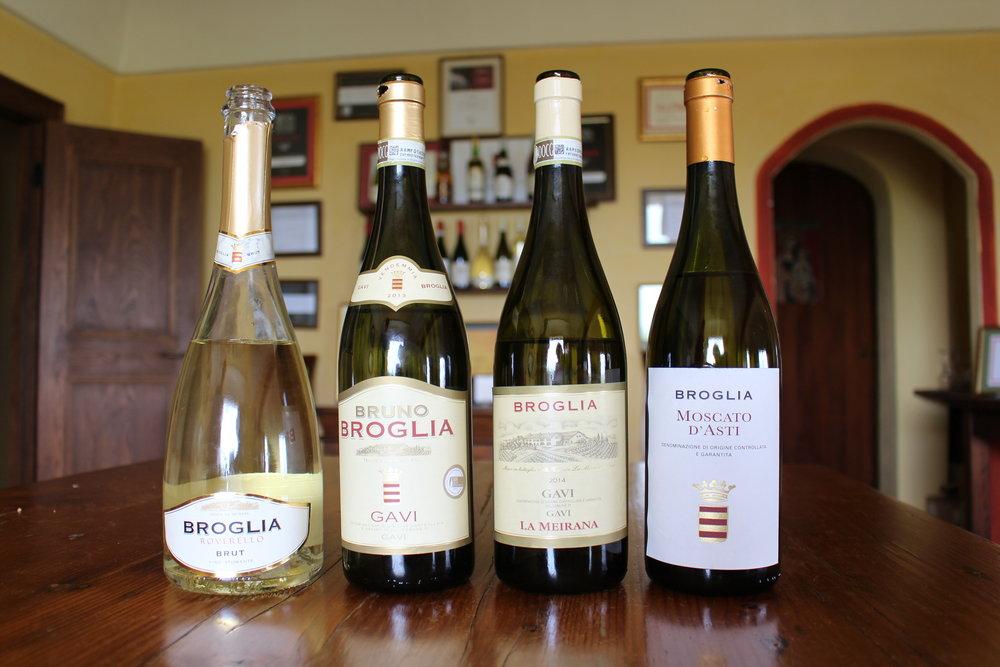 Broglia Winery, Asti, Italy