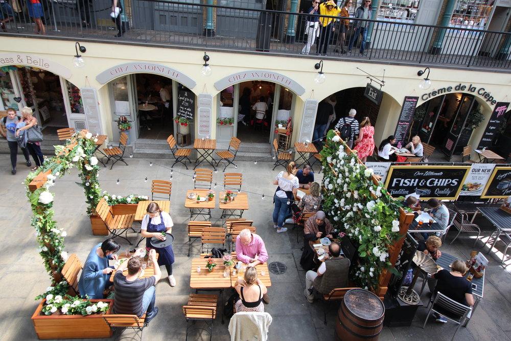 Covent Garden, London, UK