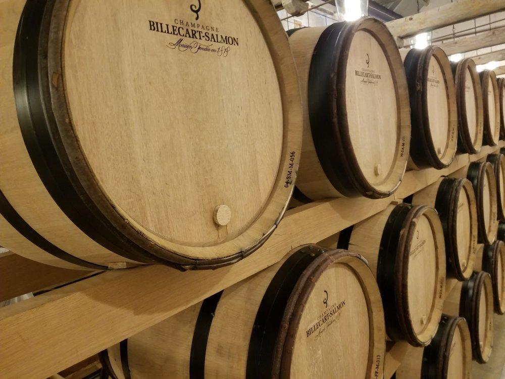 Billecart-Salmon Winery, Champagne, France