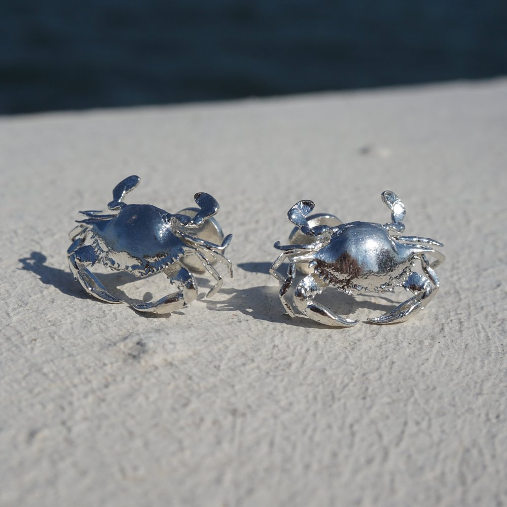 Pictured in Sterling Silver
