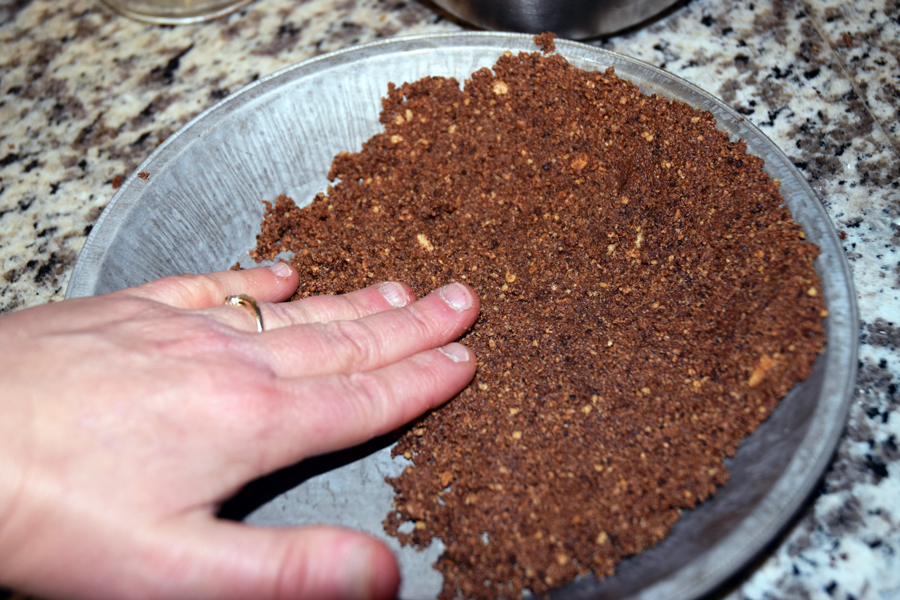 Cocoa Graham Crust