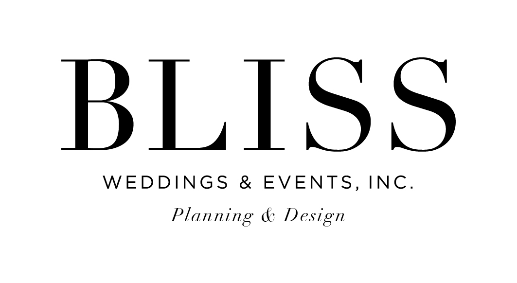 Bliss Weddings & Events - Chicago's Best Wedding and Event Planner