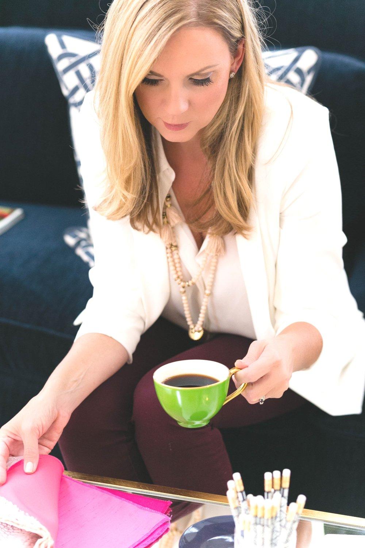 Renny Pedersen, proprietor and creative director of Chicago-based Bliss Weddings & Events. (Emilia Schobeiri)