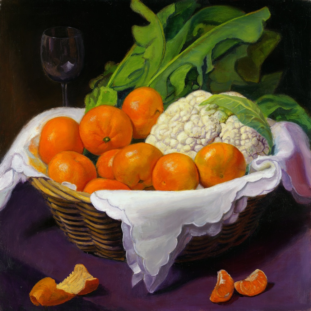 Oranges and Cauliflower