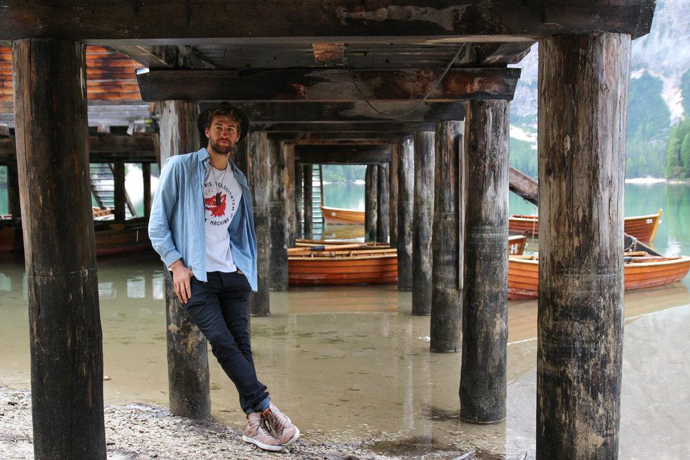 nick under the pier