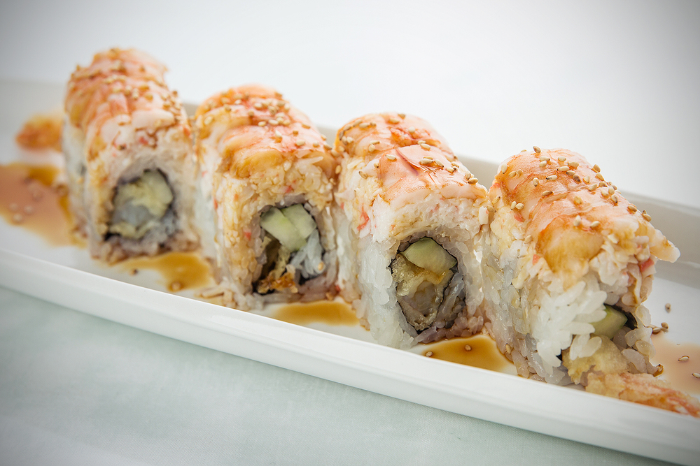 Shrimp Lover Roll